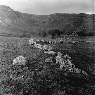 Malhamdale, Iron Age Enclosures